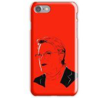 Eddie Izzard, superhero #2 iPhone Case/Skin