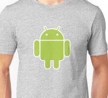 Android logo Unisex T-Shirt