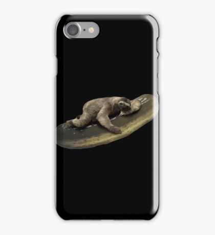 Pickle Sloth iPhone Case/Skin