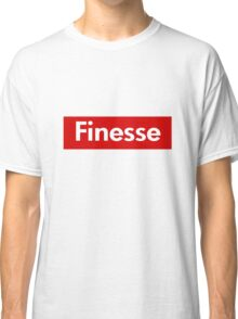 Finesse | High Quality | White Background  Classic T-Shirt