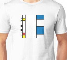 """geometric art 302"" Unisex T-Shirt"