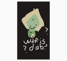 Peridot - Wtf is a Dab??? Kids Tee
