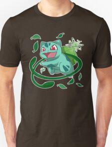 Bulbasaur Attack Unisex T-Shirt