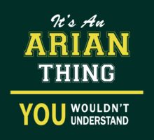 It's An ARIAN thing, you wouldn't understand !! by satro