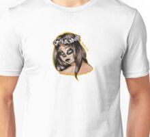 Skull Girl - Classic Unisex T-Shirt