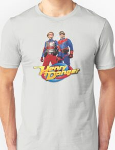 Henry Danger and Captain Man Unisex T-Shirt