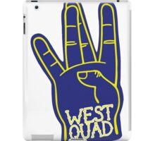 University of Michigan - West Quad iPad Case/Skin