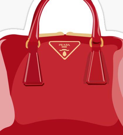 Prada Bag  Sticker