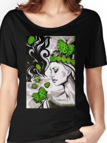 Smell of Fresh Hops Women's Relaxed Fit T-Shirt