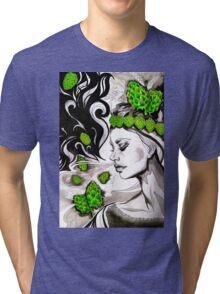 Smell of Fresh Hops Tri-blend T-Shirt