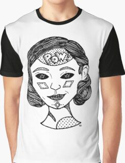 comical Graphic T-Shirt