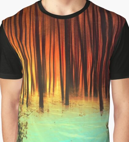Forest light2 Graphic T-Shirt