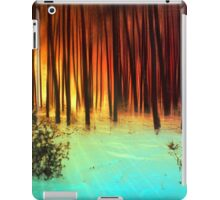 Forest light2 iPad Case/Skin