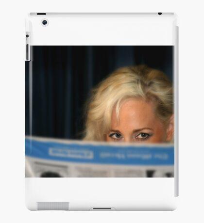 Blond Girl iPad Case/Skin