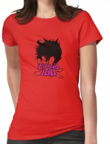 Mob Psycho 100 - Mob 100% Womens Fitted T-Shirt