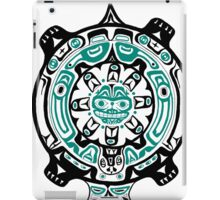 Native Turtle iPad Case/Skin