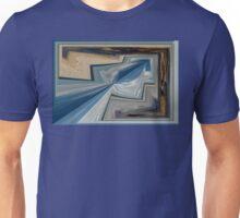 Crack Design Unisex T-Shirt