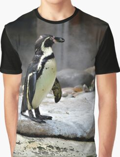 Penguin 7 Graphic T-Shirt