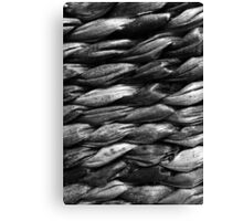 Just Woven!! 28 Canvas Print