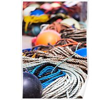fishing  equipment Poster