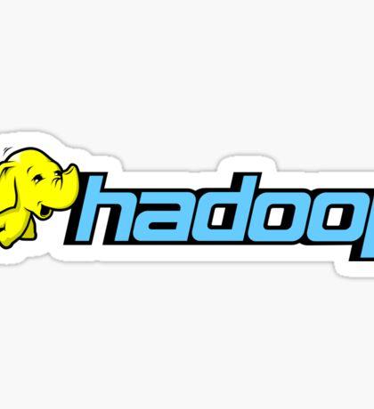 Hadoop logo Sticker