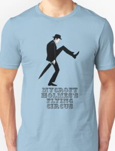 Mycroft Holmes Minister of Silly Walks Unisex T-Shirt