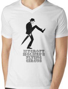 Mycroft Holmes Minister of Silly Walks Mens V-Neck T-Shirt