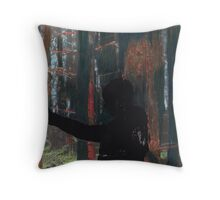 Colorless In Color Throw Pillow