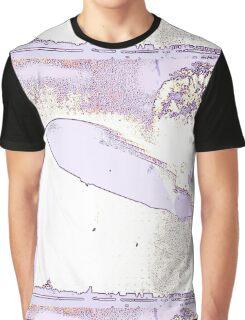 Hindenburg - Psychedelic Graphic T-Shirt