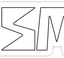 Nismo Vintage White Decal Sticker