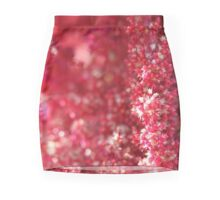 Tiny pink flowers - 2016 Mini Skirt