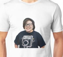 Another friend who wanted to be here Unisex T-Shirt