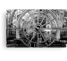 c lock Canvas Print