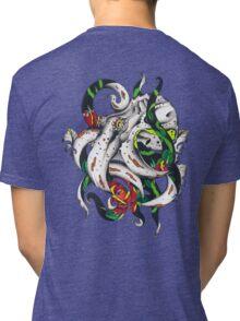 Rosey tentacles Tri-blend T-Shirt