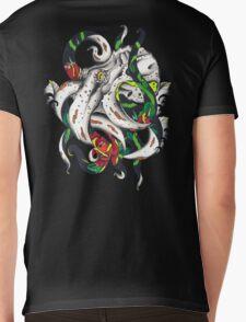 Rosey tentacles Mens V-Neck T-Shirt