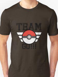 Team GO! Unisex T-Shirt