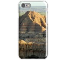 Beauty in the Badlands iPhone Case/Skin