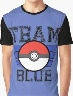 Team BLUE! Graphic T-Shirt