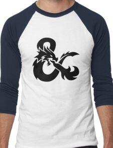 DND Men's Baseball ¾ T-Shirt