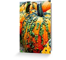 Country Bump-kin Greeting Card