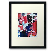 Shapes Framed Print