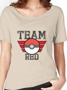 Team RED! Women's Relaxed Fit T-Shirt