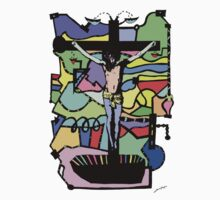 On the Cross; Jesus. Kids Clothes