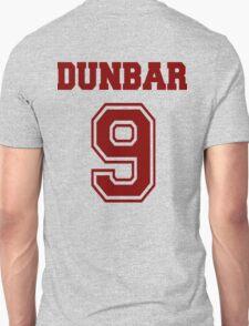 Dunbar 9 - Maroon Unisex T-Shirt