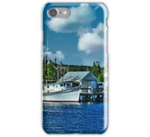 Trawler iPhone Case/Skin