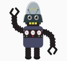 Funny robot Kids Clothes