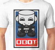 BOUNCE! Hero'bot Toy Robot 2.0 Unisex T-Shirt