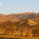Moon Over Cimarron by Eric Glaser