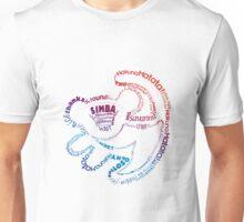 Lion King Typo Unisex T-Shirt