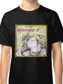 you're living all over me best vecktor dinosaur jr boncu Classic T-Shirt